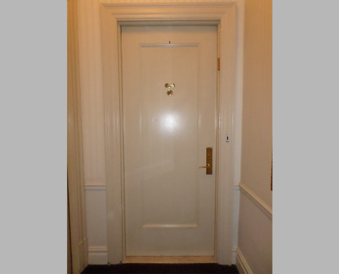 Capitol Fireproof Door Kalamein Panel Apartment Door-Bronx-NY