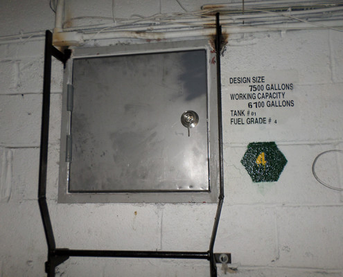 Capitol Fireproof Door 3-hour Tank Room Door-Bronx-NY