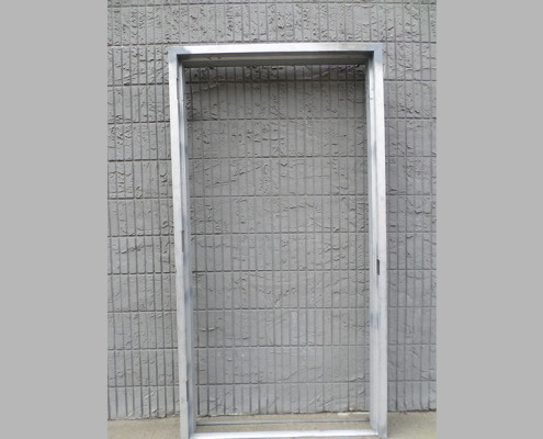 Capitol Fireproof Door Steel Welded Masonry Frame-Bronx-NY