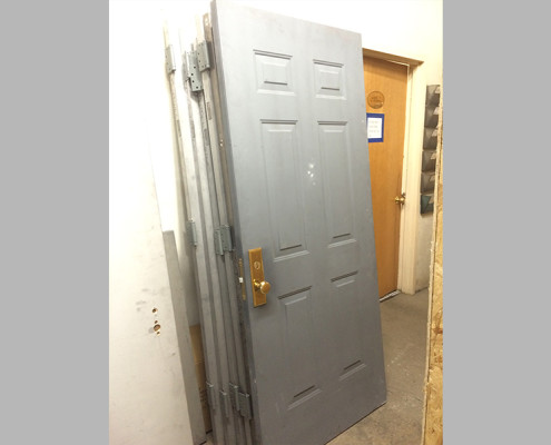 Capitol Fireproof Door Six-Panel Hollow Metal Door-Bronx-NY