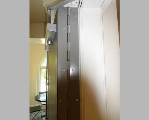 Capitol Fireproof Door Full Mortise Continuous Hinge Hardware-Bronx-NY