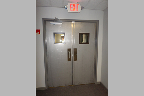 Steel Welded Amp Knockdown Frames Capitol Fireproof Door