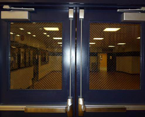 Capitol Fireproof Door Vertical Panic Locks Hardware-Bronx-NY