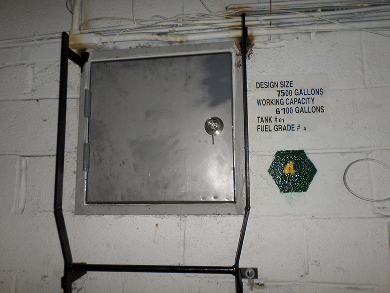 Capitol Fireproof Door 3-hour Tank Room Door-Bronx-NY