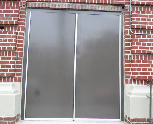 Capitol Fireproof Doors Continuous Hinge Hardware-Bronx-NY