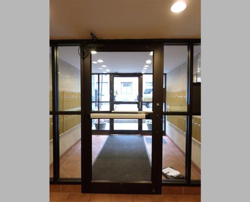 Capitol Fireproof Door Aluminum Vestibule Door-Bronx-NY