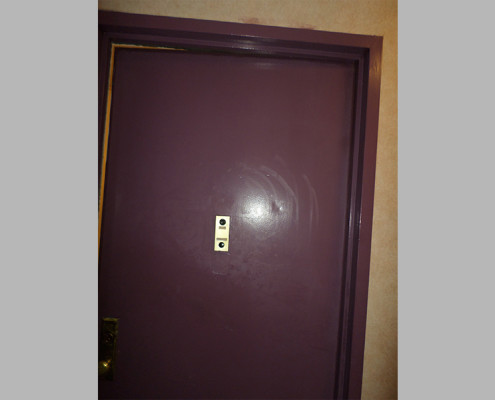 Capitol Fireproof Door Auth Chime Viewer Hardware-Bronx-NY