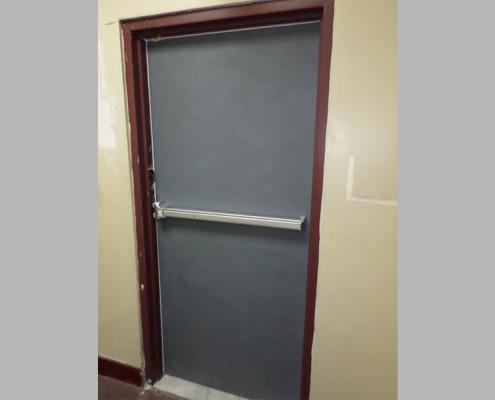 Capitol Fireproof Door Fire Exit Kalamein Door-Bronx-NY