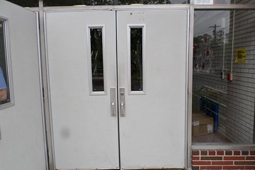 Hollow Metal Doors Capitol Fireproof Door